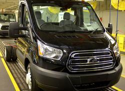 Форд Транзит восьмого поколения